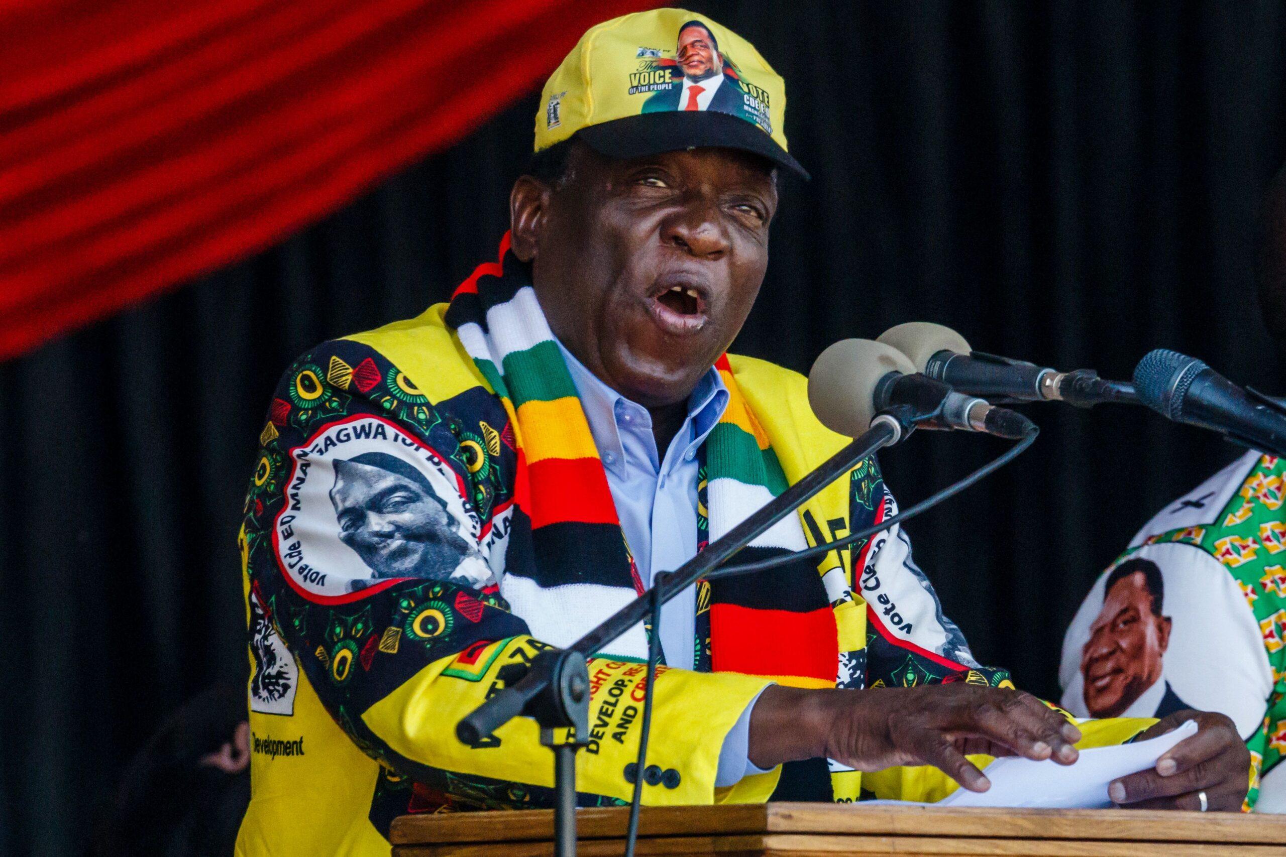 Nasty factional fights boil in Mnangagwa's backyard